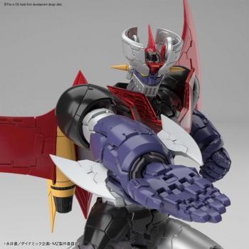 Mazinger Z Action Figure - Mazinger Z Infinity Ver. HG 1/144 High Grade Model Kit