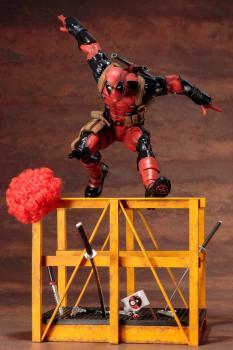 Deadpool Marvel Now ArtFX 1/6 Scale Figure - Super Deadpool