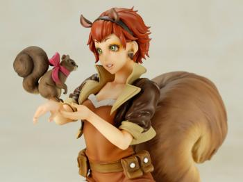 Marvel 1/7 Scale Figure - Squirrel Girl (Bishoujo)