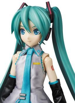 Vocaloid Project DIVA F RAH Action Figure - Miku Hatsune