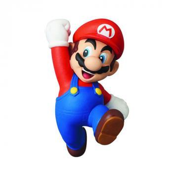 Nintendo Super Mario Bros Wii UDF Figure - Mario