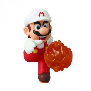 Nintendo Super Mario Bros U UDF Figure - Fire Mario