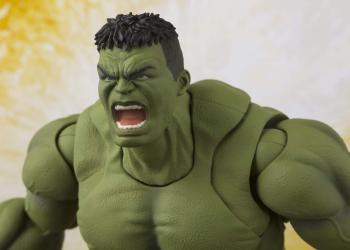 Avengers Infinity War S.H.Figuarts Action Figure - Hulk