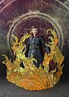 Doctor Strange S.H.Figuarts Action Figure - Doctor Strange & Burning Flame Set