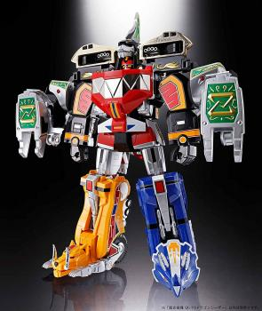 Power Rangers Action Figure - Dragonzord GX-78 Soul Of Chogokin