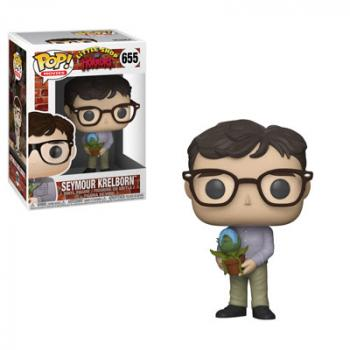 Little Shop of Horrors POP! Vinyl Figure - Seymour w/ Audrey II