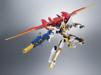 Code Geass: Lancelot Air Cavalry Robot Spirits Action Figure