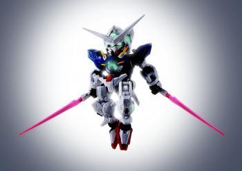Gundam 00 NXEDGE Style Action Figure - Gundam Exia