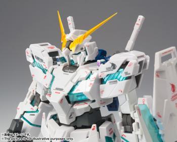 Gundamn Unicorn GFFMC Action Figure (Fix Figuration Metal Composite) - Unicorn Gundam Destroy Mode