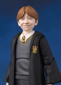 Harry Potter S.H.Figuarts Action Figure - Ron Weasley (Sorcerer's Stone)