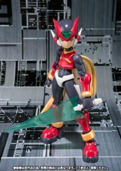 Mega Man Zero S.H.Figurarts Action Figure - Zero