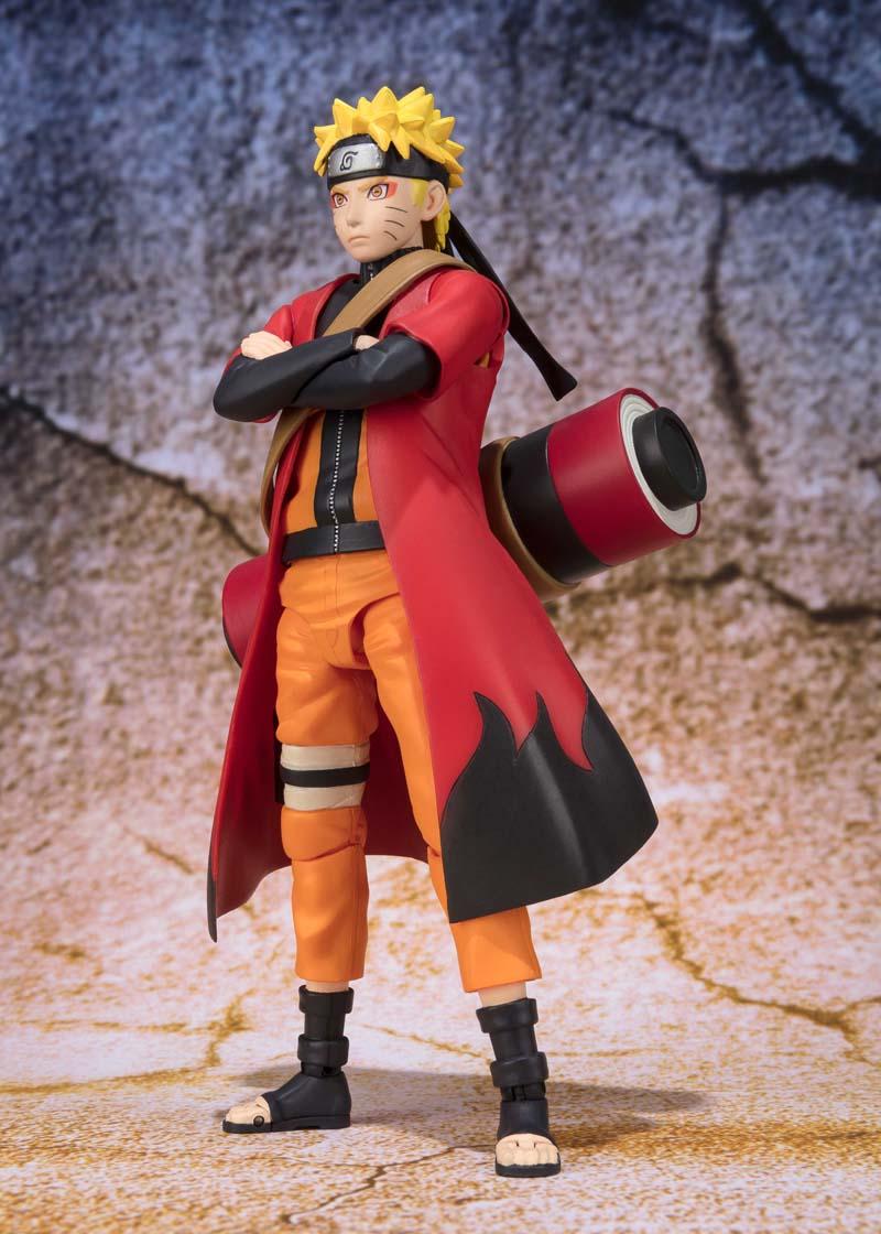 Naruto Shippuden S.H. Figuarts Action Figure - Naruto ...