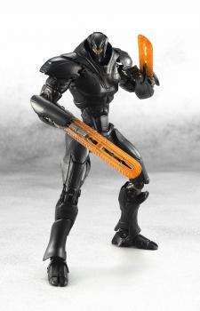 Pacific Rim Uprising Robot Spirits Action Figure - Obsidian Fury