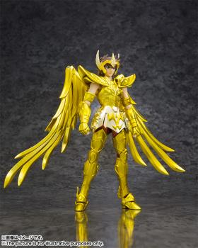 Saint Seiya D.D. Panoramation Extension Set for Action Figures - Commitment of Aiolos Spirit in the Palace of the Centaur