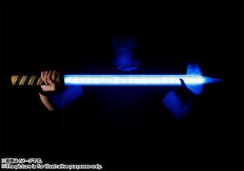 Space Sheriff Gavan Prop Figure - Laser Blade Sword