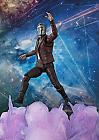 Guardians of the Galaxy Vol. 2 S.H.Figuarts Action Figure - Star-Lord & Explosion