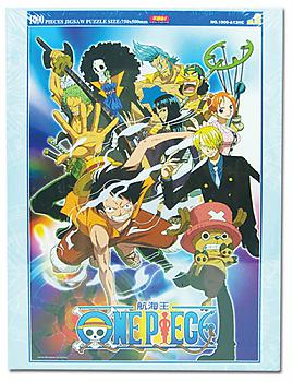 One Piece Puzzle - Group No. 3 (1000pc)