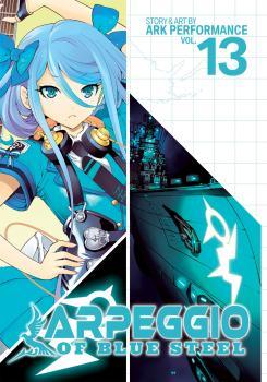 Arpeggio of Blue Steel Manga Vol. 13