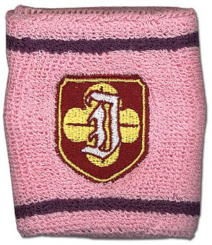 A Certain Magical Index Sweatband - School Emblem