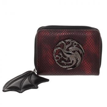 Game of Thrones Wallet - Targaryen Coin Purse