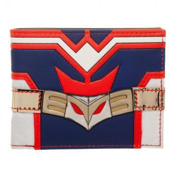 My Hero Academia Bi-Fold Wallet - All Might