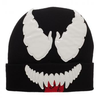 Venom Beanie - Face