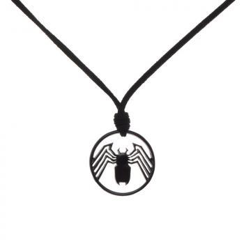 Venom Key Chain - Spider Logo