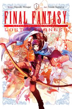 Final Fantasy Lost Stranger Manga Vol. 1