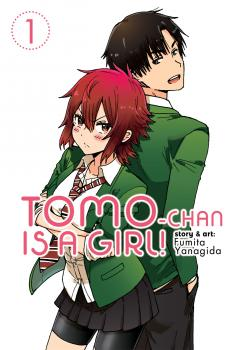 Tomo-chan is a Girl! Manga Vol. 1