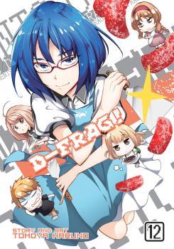 D-Frag! Manga Vol. 12