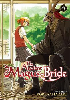 Ancient Magus' Bride Manga Vol. 9