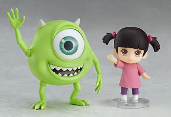 Monster's Inc. Nendoroid - Mike & Boo (Disney)