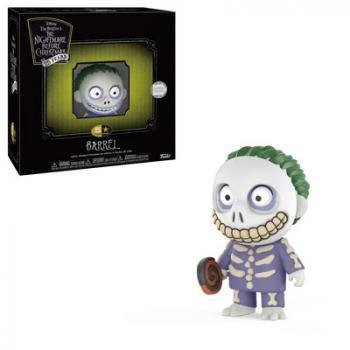 Nightmare Before Christmas 5 Star Action Figure - Barrel