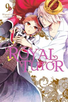 Royal Tutor Manga Vol. 9