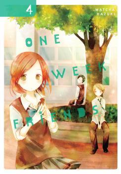 One Week Friends Manga Vol. 4