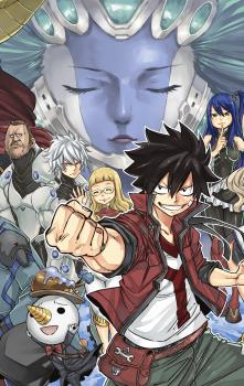 Edens Zero Manga Vol. 3