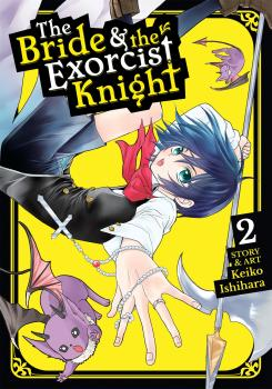 Bride & the Exorcist Knight Manga Vol. 2