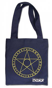 A Certain Magical Index Tote Bag - Index Magica