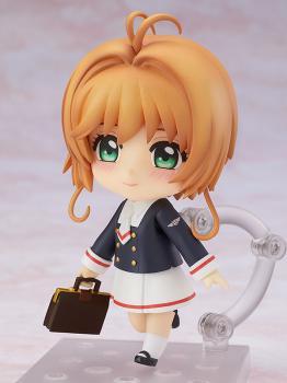 Cardcaptor Sakura Nendoroid - Sakura Kinomoto (Tomoeda Junior High Uniform Ver.)