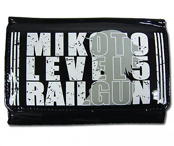 A Certain Magical Index Wallet - Mikoto Level 5 Railgun
