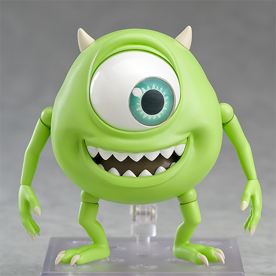 59561c98e Monster's Inc. Nendoroid - Mike & Boo DX Action Figure (Disney ...