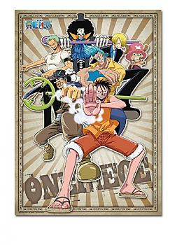 One Piece Puzzle - Men's Battle Pose (300pc)