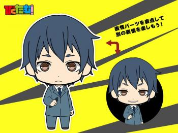 Durarara!! X2 Phone Charm - Picktam! (Display of 8)