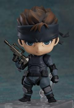 Metal Gear Solid Nendoroid - Solid Snake Action Figure