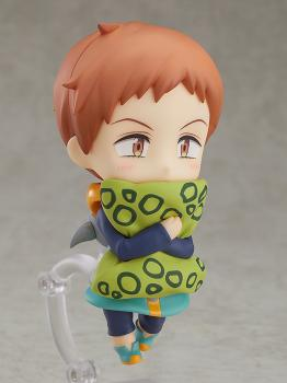 Seven Deadly Sins Nendoroid - King Action Figure (Revival of The Commandments)