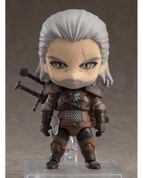 Witcher 3 Wild Hunt Nendoroid - Geralt Action Figure