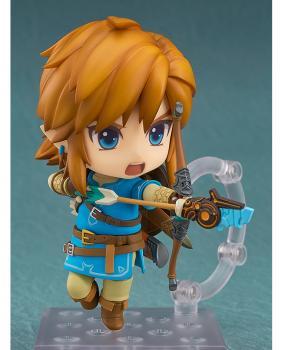 Zelda Nendoroid - Link Action Figure (Breath of the Wild)