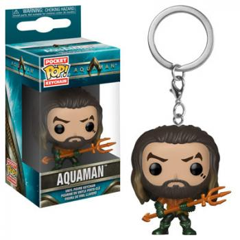 Aquaman Movie Pocket POP! Key Chain - Aquaman