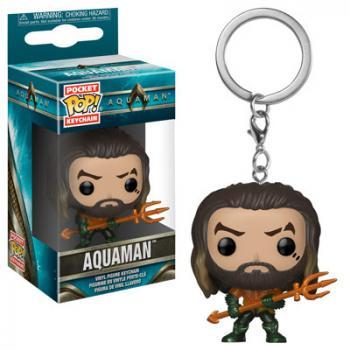 Aquaman Movie Pocket POP! Key Chain - Aquaman