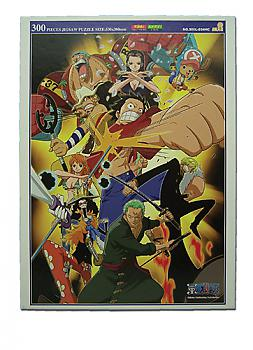 One Piece Puzzle - New World Order (300pc)
